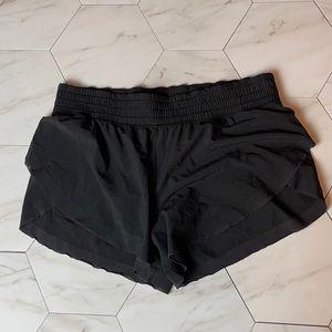 Lululemon Black Shorts, size 10